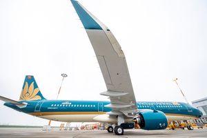 Chiêm ngưỡng 'tân binh' Vietnam Airlines mới nhận ở Đức