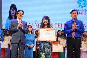 Vinh danh giáo viên dạy trẻ khuyết tật