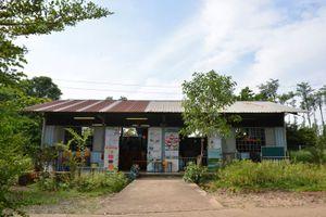 BASF tài trợ xây mới trường mẫu giáo Sông Ray