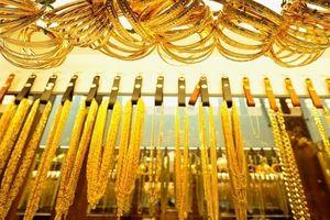 Giá vàng trong nước bật tăng trở lại sau chuỗi ngày giảm