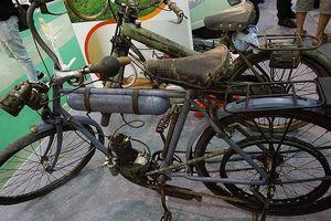 Xe đạp cổ giá nghìn đô tại triển lãm xe hai bánh Hà Nội