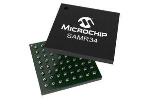 Microchip Technology tung giải pháp cho các ứng dụng IoT tầm xa, tiết kiệm điện năng