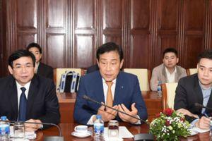 Sau công bố bán 17,5% vốn của BIDV, Tập đoàn Tài chính Hana làm việc với NHNN