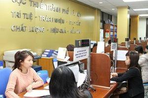Hà Nội bêu tên 125 đơn vị nợ thuế, phí