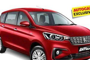 Hé lộ mức giá chiếc ô tô 7 chỗ 'siêu đẹp' Suzuki sắp trình làng