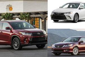 Ô tô Nhật bền, giá thành hấp dẫn nhưng trước khi 'xuống tiền' nên cân nhắc