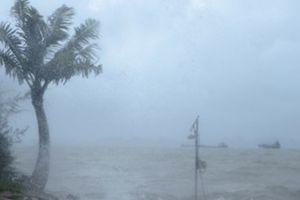 Thời tiết 15/11: Xuất hiện vùng áp thấp trên biển Đông