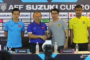 HLV Park Hang Seo và HLV Malaysia nói gì trước trận quyết đấu?