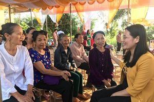 Phó Chủ tịch HĐND tỉnh dự Ngày hội Đại đoàn kết tại Nghĩa Đàn