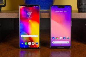 LG có thể sẽ hợp dòng 'G' và 'V', đăng kí bản quyền 5 smartphone nữa