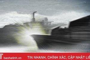 Tàu cá 48 tấn của Hàn Quốc chìm xuống biển sau cú va chạm tàu Nhật Bản