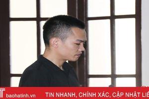 Vận chuyển ma túy từ Lào về qua Hà Tĩnh, lĩnh 12 năm tù
