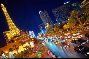 Trải nghiệm ở Las Vegas như một ngôi sao giàu có