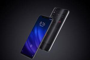 Xiaomi chính thức bán Mi 8 Pro với cảm biến vân tay trong màn hình