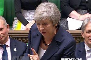 Thủ tướng Anh nêu khả năng 'Không Brexit' với các nghị sĩ