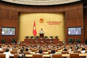 Nghị quyết bổ nhiệm, phê chuẩn nhân sự 2 cơ quan của Quốc hội