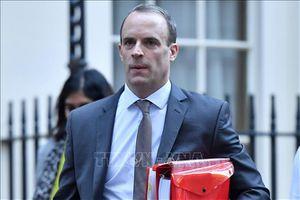 Hai bộ trưởng liên tiếp từ chức, dự thảo Brexit 'lung lay'