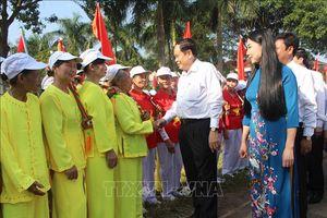 Ngày hội Đại đoàn kết toàn dân tộc tại Vĩnh Phúc