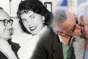 Stan Lee - Ông trùm đế chế Marvel và tình yêu 'sét đánh' hóa hạnh phúc 7 thập kỷ