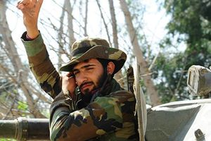Nhắm vào pháo đài IS ở Sweida, quân đội Syria thắng lớn