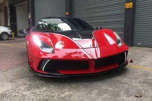 Dân chơi Sài Gòn nâng cấp Ferrari 488 GTB như siêu xe triệu đô LaFerrari
