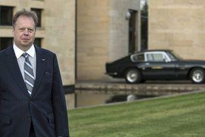 CEO Aston Martin: Xe động cơ xăng vẫn còn 'sống khỏe'