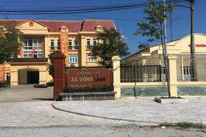 Bắt tạm giam 4 tháng đối với hai 'quan xã' ăn chặn tiền