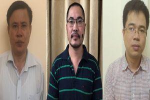 Khởi tố bắt tạm giam bốn đối tượng liên quan trong vụ án Ethanol Phú Thọ