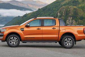 Ford Ranger giành ngôi vị 'Vua bán tải' tháng thứ 2 liên tiếp