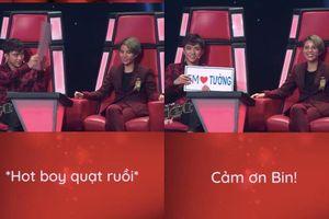 'Chú ruồi xe duyên' giúp fan quyết liệt 'đẩy thuyền' Sơn Tường ở vòng liveshow The Voice Kids 2018