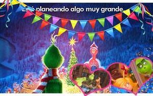 Thông điệp ý nghĩa trong bộ phim về gã quái vật xanh chuối Grinch ưa cau có và ghét Giáng sinh