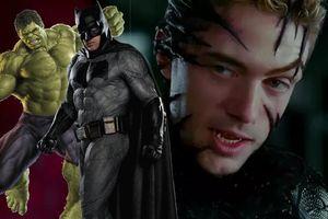 Đóng phim siêu anh hùng đi để rồi hối hận như 30 diễn viên sau đây! (P2)