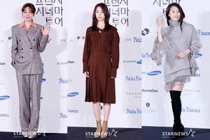 'French Cinema Tours 2018': Soo Young lần đầu đoàn tụ với 'ngọc nữ' Lee Yeon Hee sau khi rời SM