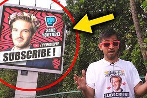 Người hâm mộ 'chiến đấu' kiên cường giữ ngôi ông hoàng YouTube cho PewDiePie