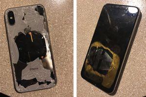 iPhone X phát nổ khi cập nhật lên iOS 12.1?