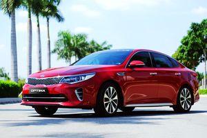 10 ô tô bán ít nhất tại Việt Nam tháng 10.2018