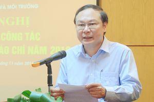 Thứ trưởng Lê Công Thành: Phát huy vai trò nêu gương, sở trường, kinh nghiệm của người cao tuổi trong bảo vệ tài nguyên, môi trường