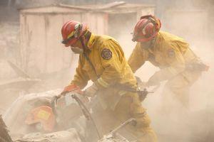 Cháy rừng ở California: Ít nhất 56 người thiệt mạng, hơn 100 người mất tích