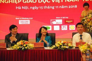 43 tác phẩm đoạt giải báo chí toàn quốc 'Vì sự nghiệp Giáo dục Việt Nam' năm 2018