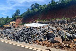 Đắk Nông: Xảy ra tình trạng khai thác đá trái phép ở một số địa phương