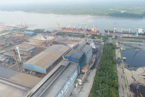 Bà Rịa – Vũng Tàu: Công ty Thép Miền Nam bị xử phạt về môi trường