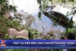 3 người thương vong do tai nạn giao thông tại Điện Biên