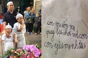Ai chịu trách nhiệm về cái chết của người mẹ ở hồ bơi Hòa Bình?