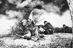 Ảnh vô cùng ấn tượng về Liên Xô trong Chiến tranh thế giới 2
