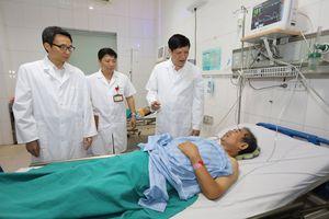Bộ trưởng Bộ Y tế: Các bệnh viện tuyến dưới đã có thể ghép tạng thành công