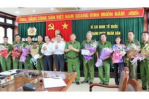 Hải Phòng: Khen thưởng các đơn vị phá án vụ giết người tại Tiên Lãng