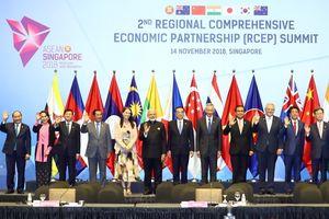 Các nước đàm phán Hiệp định RCEP ra Tuyên bố chung