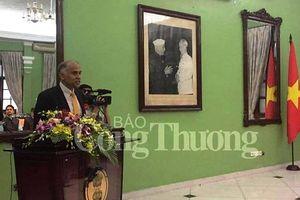 80 doanh nghiệp tháp tùng Tổng thống Ấn Độ sang thăm Việt Nam
