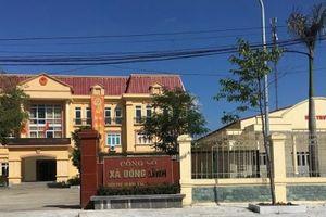 Thanh Hóa: Chủ tịch xã lập hồ sơ khống ăn tiền bị khởi tố, bắt tạm giam
