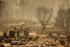 Mỹ: 59 người chết, hơn 100 người mất tích vì cháy rừng ở California